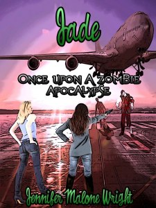 zombies Jade Final cover