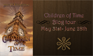 Children of Time Blog tour Badge