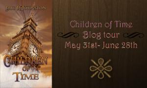 Children of Time Blog tour Badge