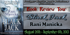 Black Jack Tour Banner