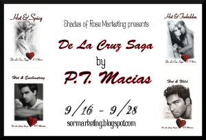 De La Cruz Saga 1 VBT Banner