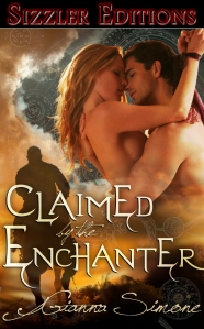 Claimed by the Enchanter Cover