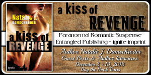 Tour Banner - A Kiss of Revenge