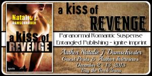 Tour Banner - A Kiss of Revenge