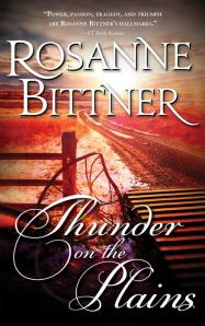 Thunder on the Plains Book Cover