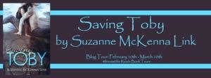 Banner - Saving Toby by Suzanne McKenna Link