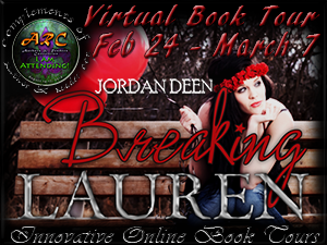 Breaking Lauren Button 300 x 225