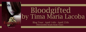 Banner - Bloodgifted by Tima Maria Lacoba