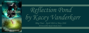 Banner - Reflection Pond by Kacey Vanderkarr