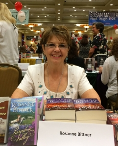 Author Picture - Rosanne Bittner