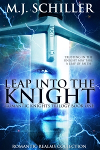 Leap into the Knight - Cover