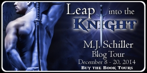 Tour Banner - Leap into the Knight