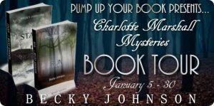 Charlotte Marshall Mysteries banner