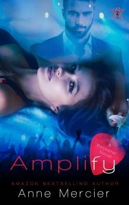 AMPLIFY ANNE MERCIER AMAZON KINDLE EBOOK COVER