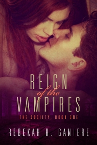 Reign of the Vampires - Cover