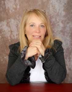 Author Picture - Teresa Blue