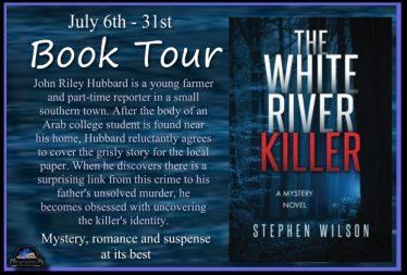 The White River Killer banner
