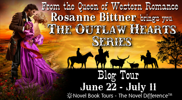 Tour Banner - Outlaw Hearts Series