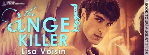 the angel killer tour banner