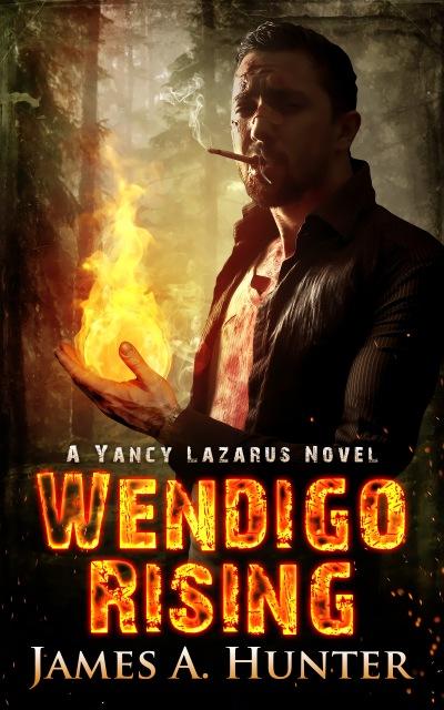 Wendigo Rising Cover